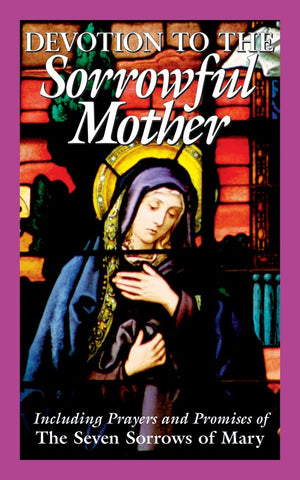 Devotion to the Sorrowful Mother Novena Booklet