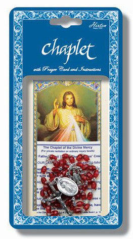 Divine Mercy Chaplet - Catholic Shoppe USA