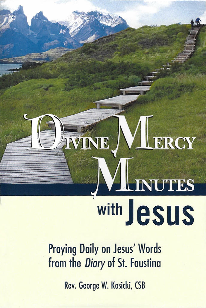 Divine Mercy Minutes with Jesus