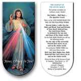 magnetic bookmark The Chaplet of Divine Mercy