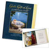 God's Gift of Love: A Christmas Story - Catholic Shoppe USA - 2