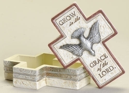 Grow in the Grace of the Lord Confirmation Keepsake Box - Catholic Shoppe USA
