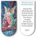 magnetic bookmark Prayer to Your Guardian Angel