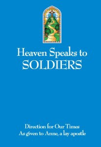 Heaven Speaks To Soldiers - Catholic Shoppe USA