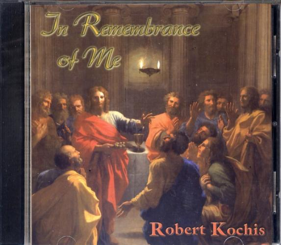 In Remembrance of Me CD