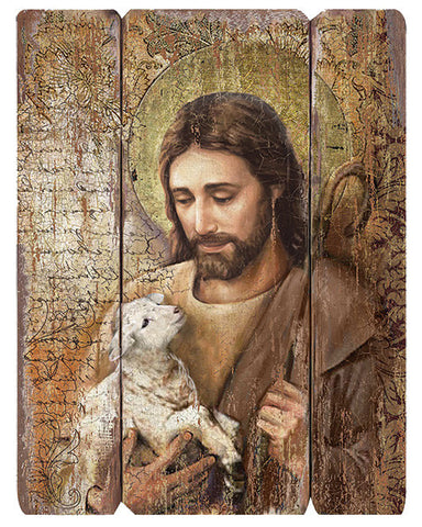 Jesus Decorative Panel - Catholic Shoppe USA