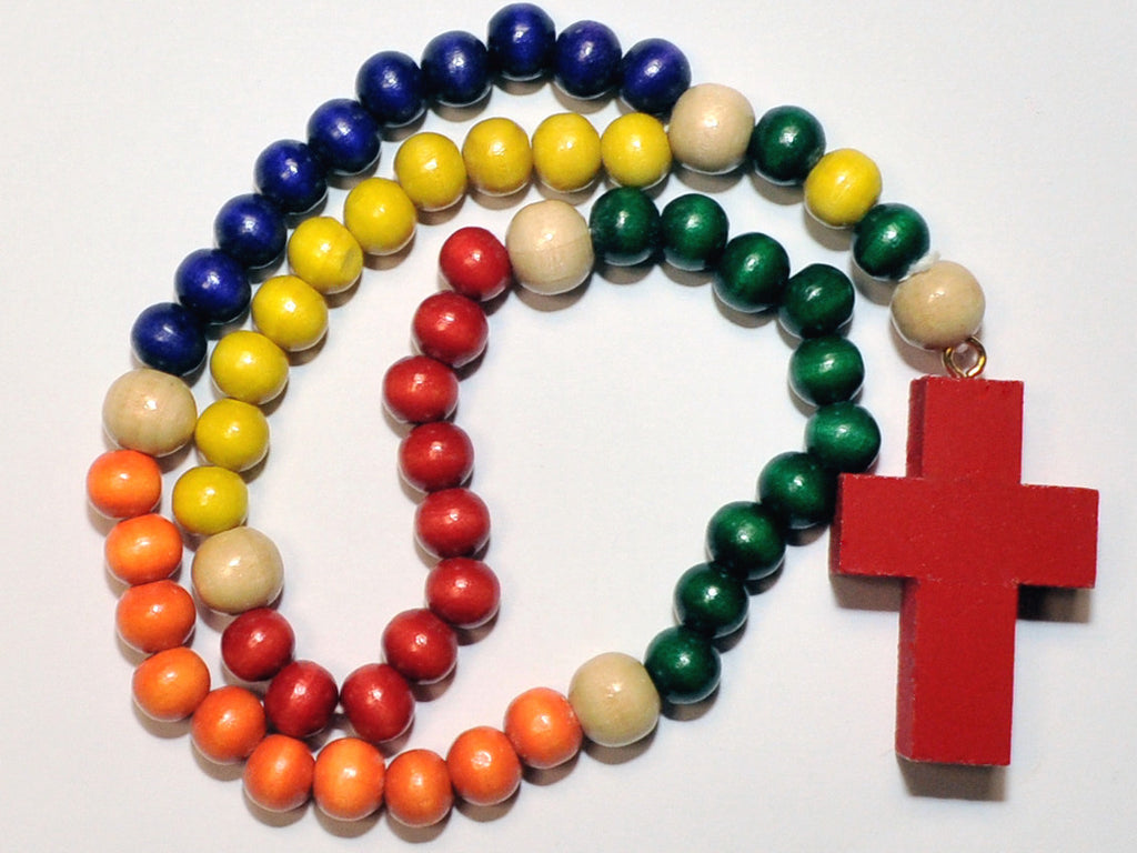 A Little Person's Rosary