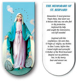 magnetic bookmark Our Lady of Grace The Memorare