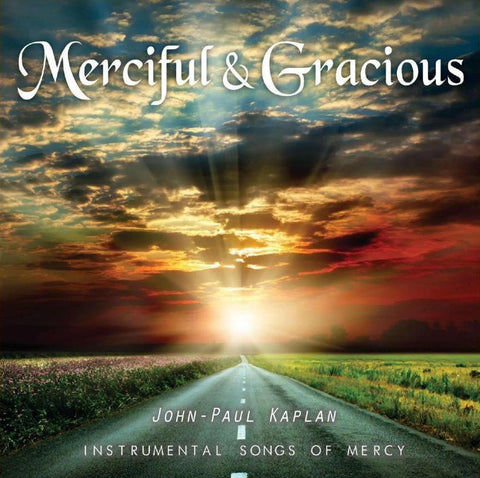 Merciful & Gracious - Instrumental Songs of Mercy - Catholic Shoppe USA