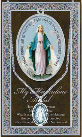 Miraculous Medal - Catholic Shoppe USA