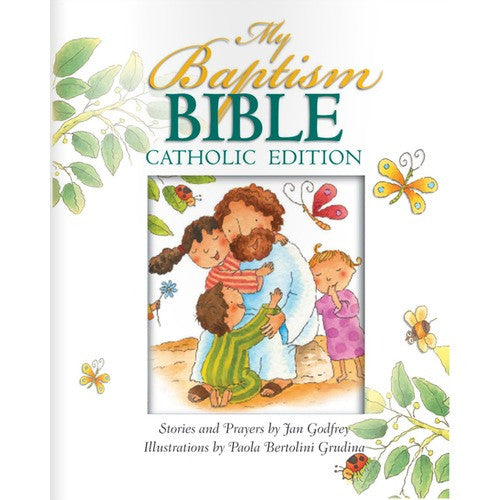 My Baptism Bible Catholic Edition - Catholic Shoppe USA