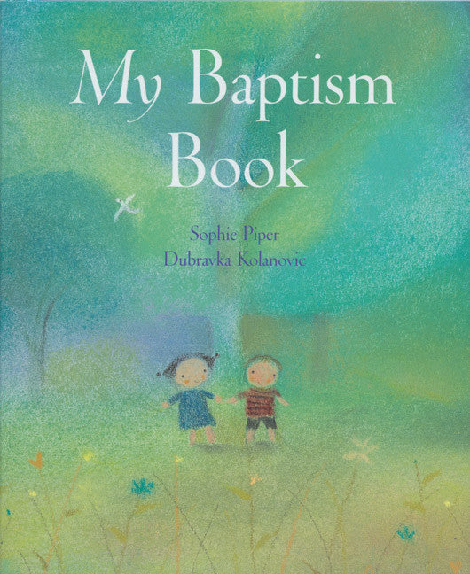 My Baptism Book - Catholic Shoppe USA