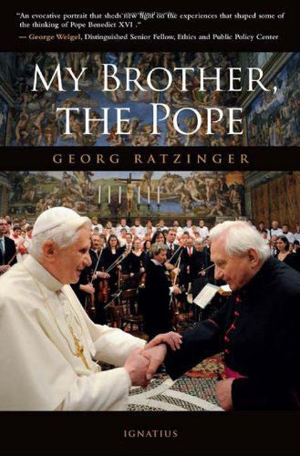 My Brother, The Pope - Catholic Shoppe USA