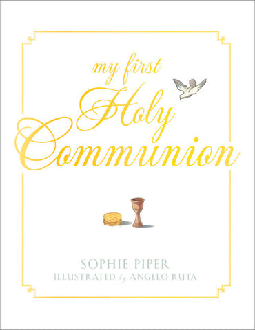 My First Holy Communion - Catholic Shoppe USA