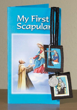 My First Scapular - Catholic Shoppe USA