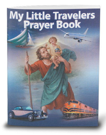 My Little Travelers Prayer Book - Catholic Shoppe USA