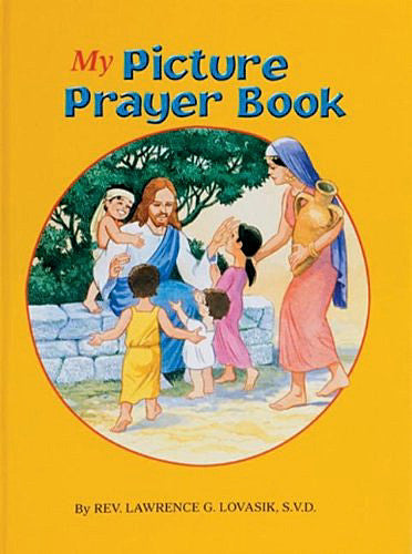 My Picture Prayer Book - Catholic Shoppe USA