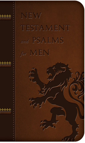 New Testament and Psalms for Men