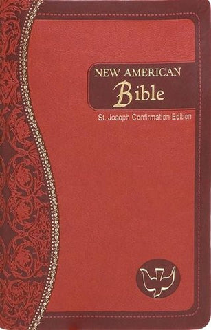 New American Bible - St. Joseph Confirmation Edition - Catholic Shoppe USA