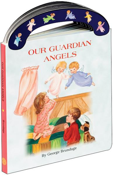 St. Joseph Carry-Me-Along Board Book - Our Guardian Angels - Catholic Shoppe USA - 1