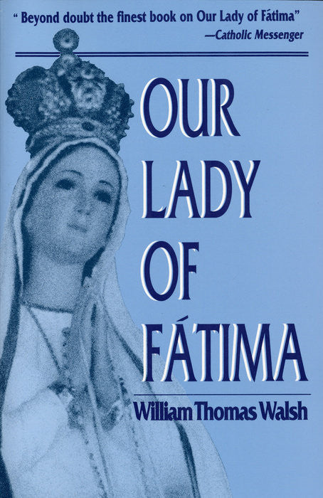 Our Lady of Fatima - Catholic Shoppe USA