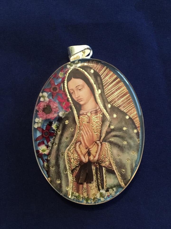 Our Lady of Guadalupe Pendants