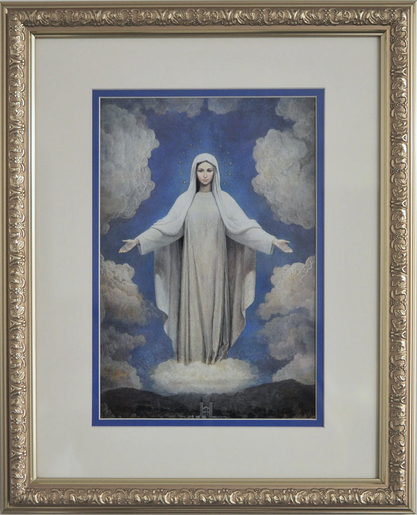 The Queen of Peace of Medjugorje - Catholic Shoppe USA