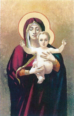 Our Lady with Baby Jesus - Josyp Terelya - Catholic Shoppe USA