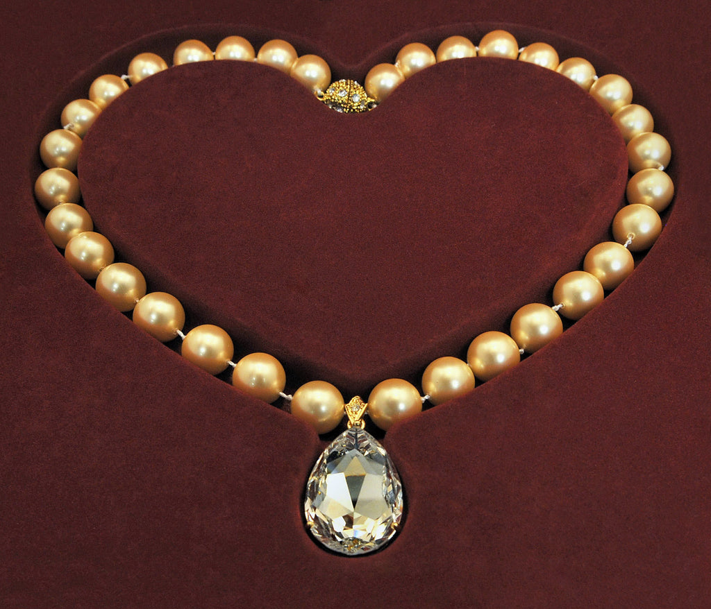 SPECIAL! Cultured Pearl Pendant Necklace