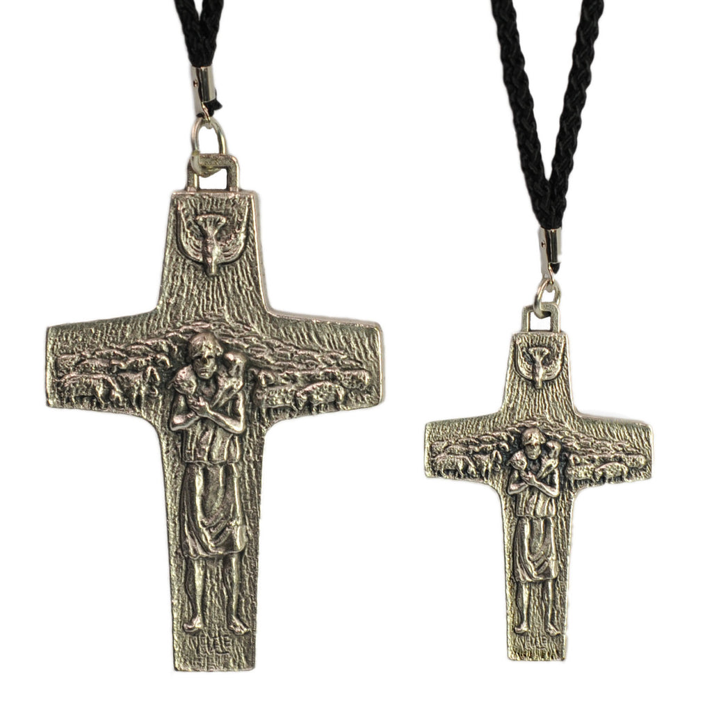Pectoral Cross of Pope Francis - Catholic Shoppe USA
