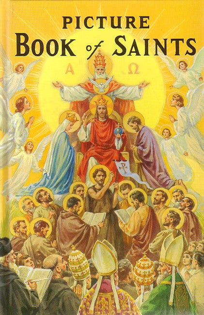 Picture Book of Saints - Catholic Shoppe USA