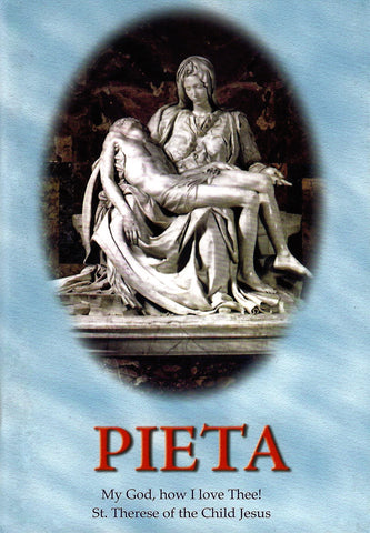The Pieta Prayer Book