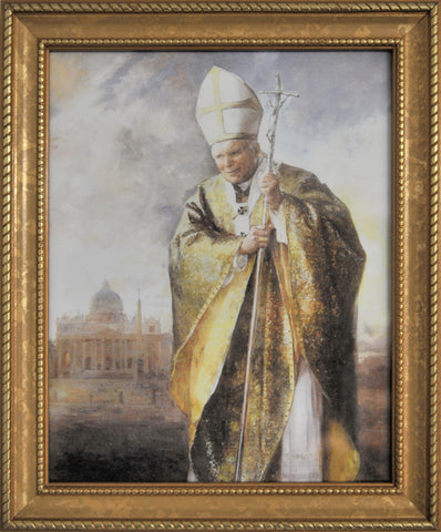 Pope John Paul II Rome - Catholic Shoppe USA