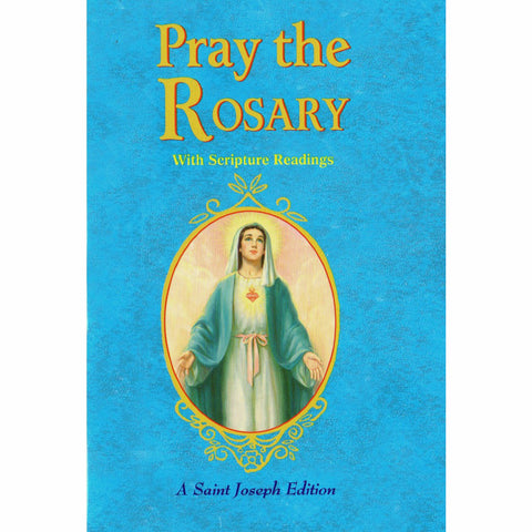Pray the Rosary with Scripture Readings - Catholic Shoppe USA - 1