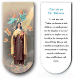 magnetic bookmark Prayer to St Therese of Lisieux