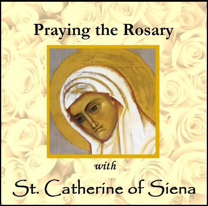 Praying the Rosary with St. Catherine of Siena - Catholic Shoppe USA