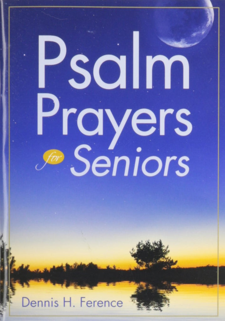 Psalm Prayers For Seniors - Catholic Shoppe USA