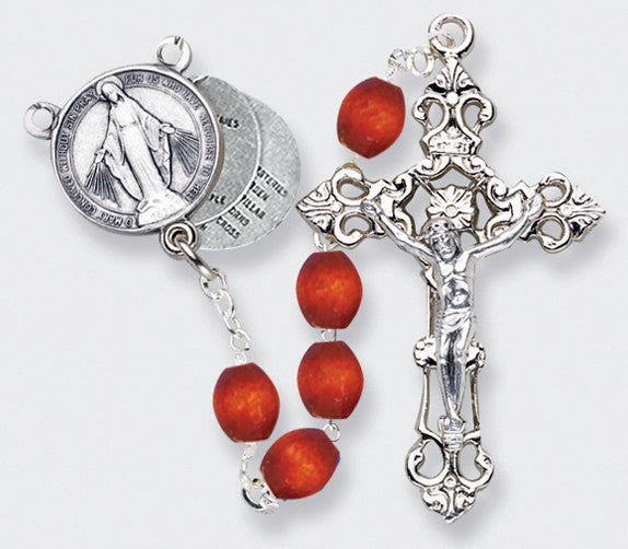 Rosary with 20 Mysteries Centerpiece - Catholic Shoppe USA - 1