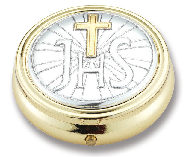 Sacred Heart of Jesus Pyx - Catholic Shoppe USA