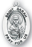 Sterling Silver Patron Saint Medals - Female Saints - Catholic Shoppe USA - 49