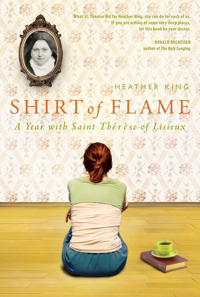 Shirt of Flame - A Year with Saint Therese of Lisieux - Catholic Shoppe USA