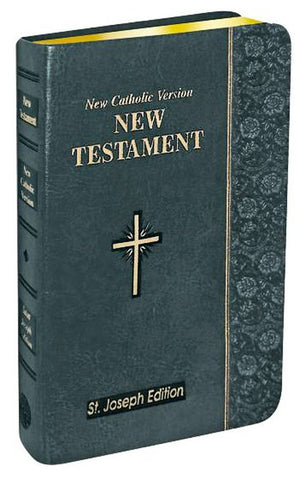 St. Joseph New Testament - Vest Pocket Edition - Catholic Shoppe USA - 1