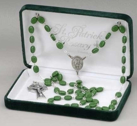 St. Patrick Rosary - Catholic Shoppe USA - 1