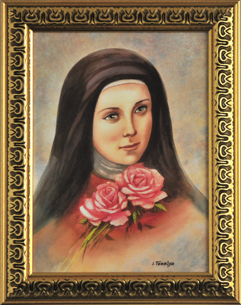 St. Therese, The Little Flower - Josyp Terelya - Catholic Shoppe USA