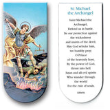 magnetic bookmark Prayer to St Michael the Archangel