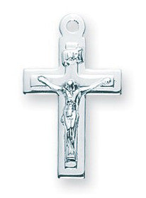 Sterling Silver Crucifix - Catholic Shoppe USA