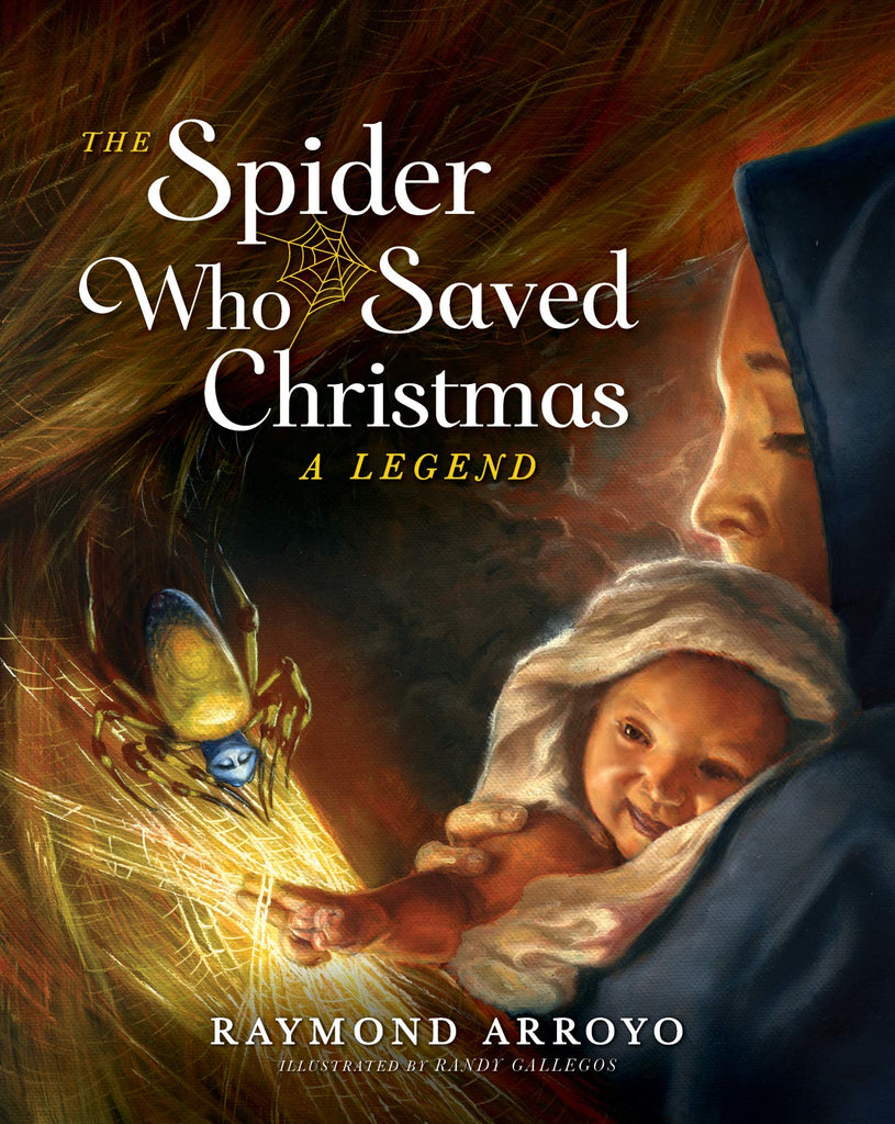 The Spider Who Saved Christmas - A Legend