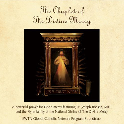The Chaplet of The Divine Mercy - Catholic Shoppe USA