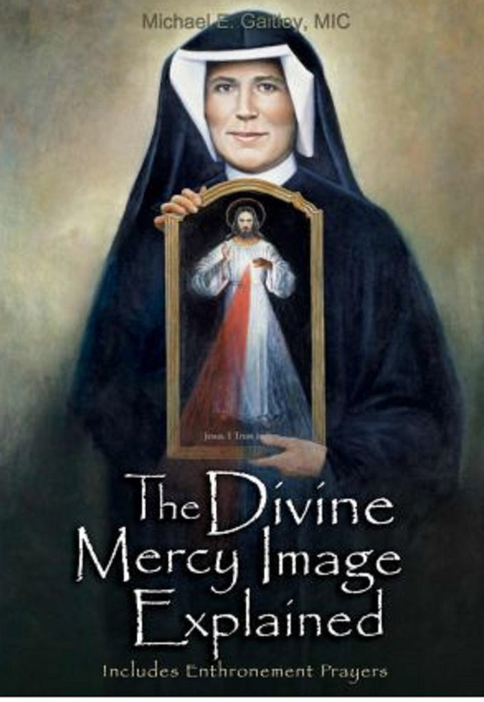 The Divine Mercy Image Explained - Catholic Shoppe USA