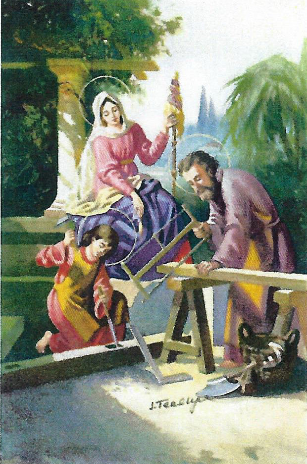 The Holy Family - Josyp Terelya - Catholic Shoppe USA